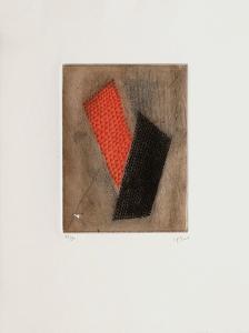 Le rouge du noir by Arthur Luiz Piza
