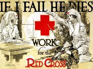 Red Cross Poster, C1918 by Arthur McCoy