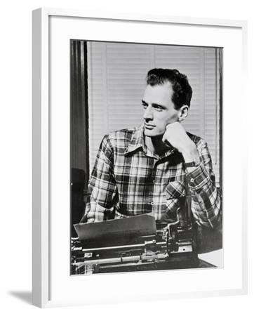 Arthur Miller--Framed Photographic Print