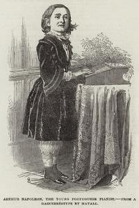 Arthur Napoleon, the Young Portuguese Pianist