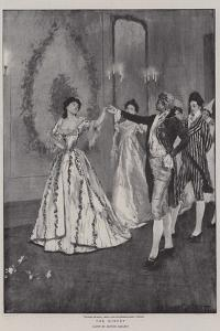 The Minuet by Arthur Paine Garratt