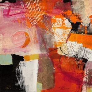 Colors of Summer I by Arthur Pima