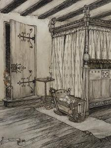 Almost Fairy Time by Arthur Rackham