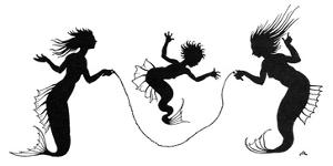 Andersen: Little Mermaid by Arthur Rackham