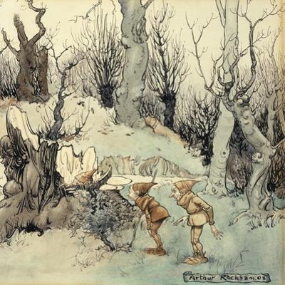 Elves in a Wood, 1908