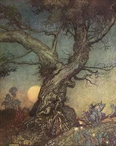 Fairy Folk by Arthur Rackham