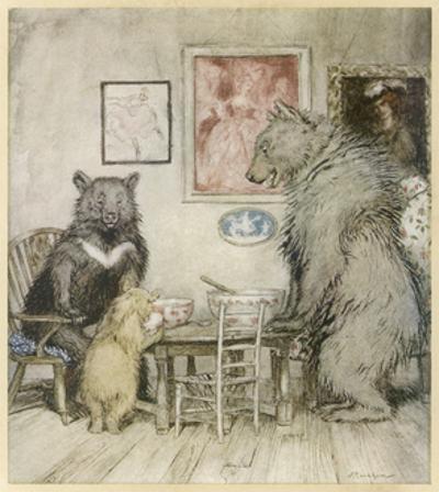 Goldilocks, Fairy Tales