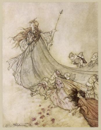 Shakespeare; Titania