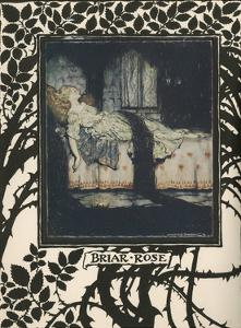 Sleeping Beauty by Arthur Rackham