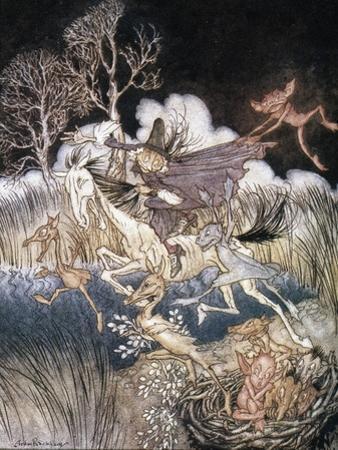 Spirits In Sleepy Hollow