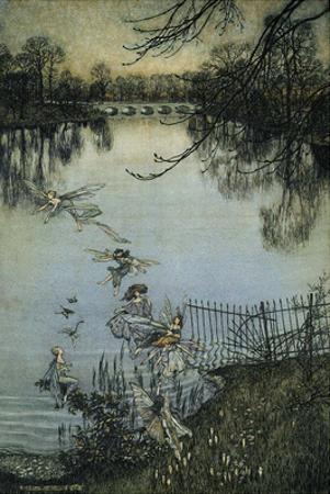 The Fairies of the Serpentine, 1906