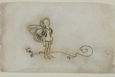 The Fairies' Thing, from 'A Midsummer Night's Dream', Published 1908 by Arthur Rackham