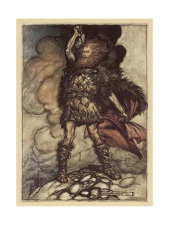 Thor, Rackham 1911