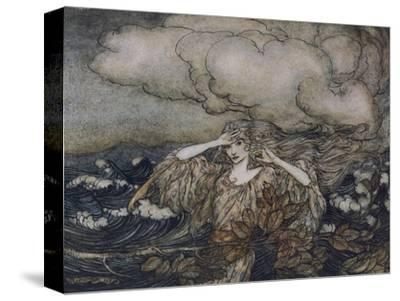 Wind and Waves Rackham
