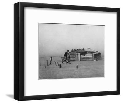 Drought: Dust Storm, 1936