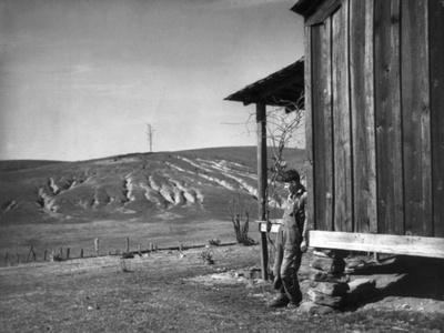 Farm Erosion, 1937