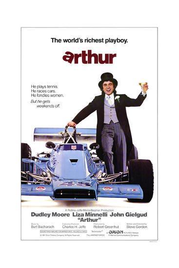 Arthur--Art Print