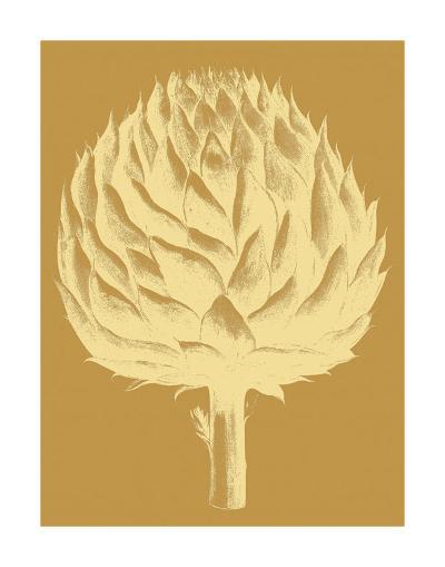 Artichoke 20-Botanical Series-Art Print