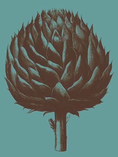 Artichoke, no. 5--Art Print