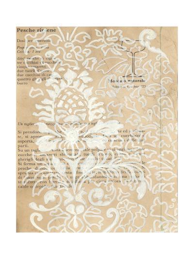 Artichoke Patterns II-Arielle Adkin-Art Print