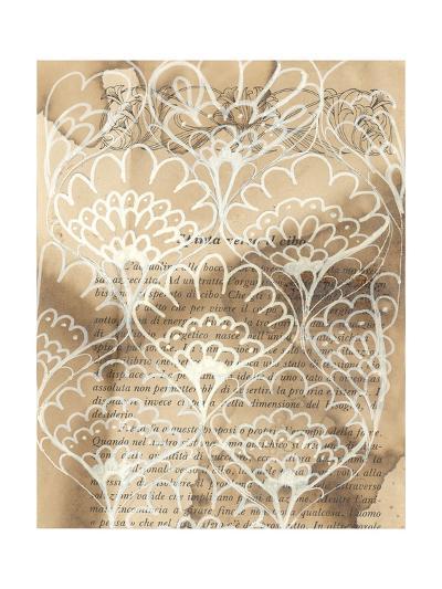 Artichoke Patterns IV-Arielle Adkin-Art Print