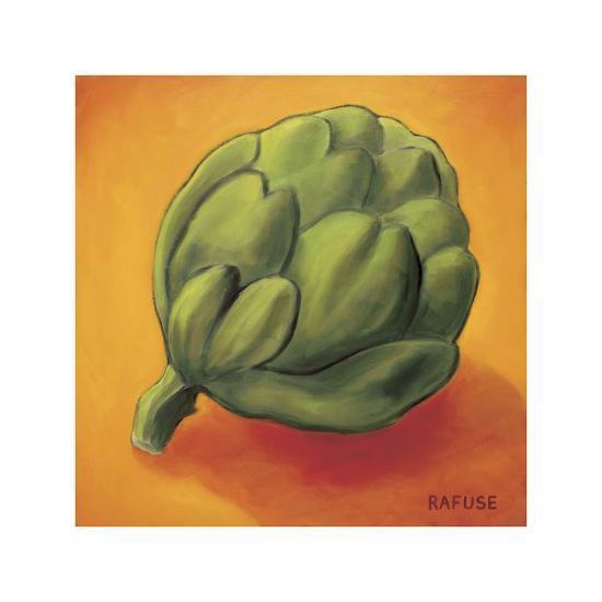 Artichoke-Will Rafuse-Giclee Print