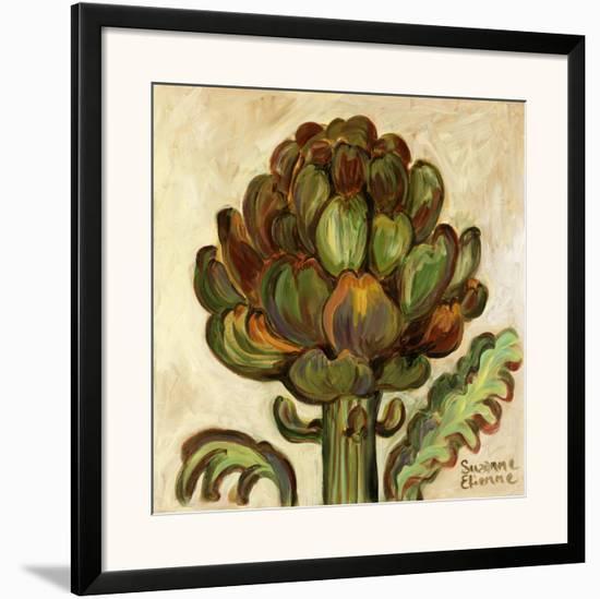 Artichoke-Suzanne Etienne-Framed Art Print