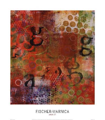 Article 37-Fischer Warnica-Art Print