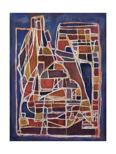 Articulated Color VII-Joshua Schicker-Giclee Print