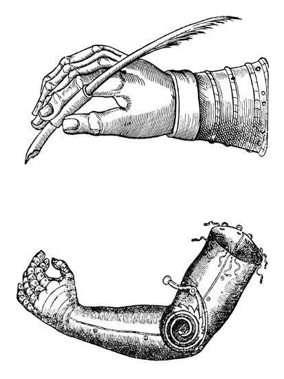 Artificial Limbs, 1510-1590--Giclee Print