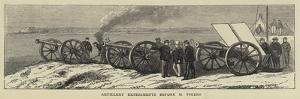 Artillery Experiments before M Thiers