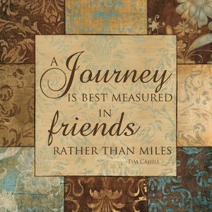 A Journey Is Measured by Artique Studio
