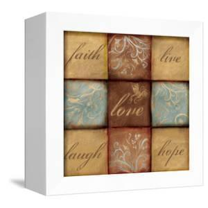 Words of Inspiration Love by Artique Studio