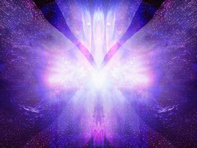 Artist Concept of the Big Bang-Carol & Mike Werner-Photographic Print