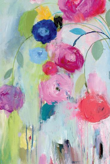 Artist's Bouquet Panel 1-Carrie Schmitt-Premium Giclee Print