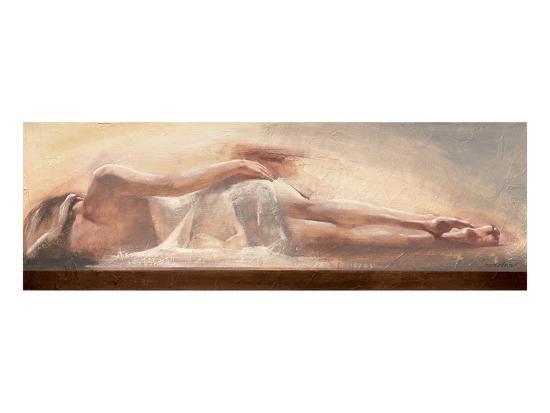 Artist's Love-Talantbek Chekirov-Premium Giclee Print