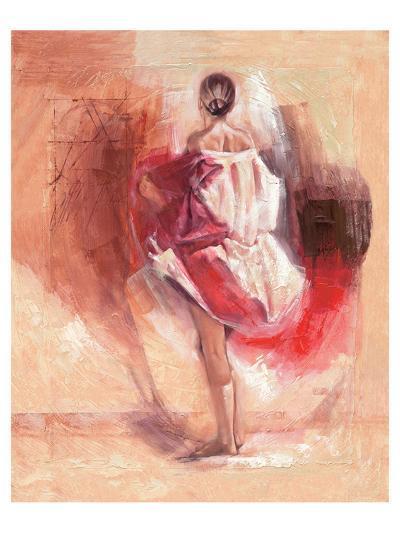 Artist's Love-Talantbek Chekirov-Art Print