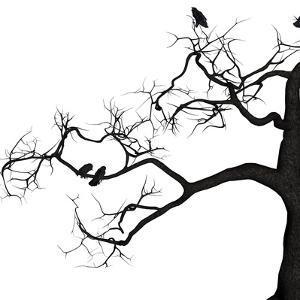 Crow Tree by artshock