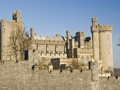 Arundel Castle, Arundel, West Sussex, England, UK-James Emmerson-Photographic Print