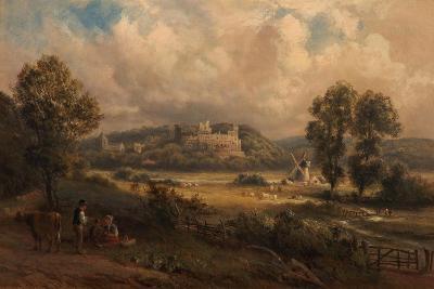 Arundel Castle, Sussex, 1890-Thomas Jr. Whittle-Giclee Print
