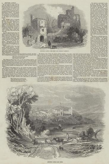 Arundel Castle--Giclee Print