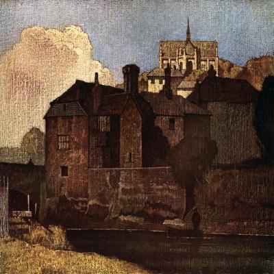 Arundel, West Sussex, 1926-Bertram Nicholls-Giclee Print