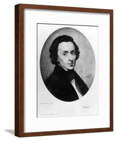 Chopin, 1858