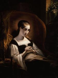 Marguerite by Ary Scheffer