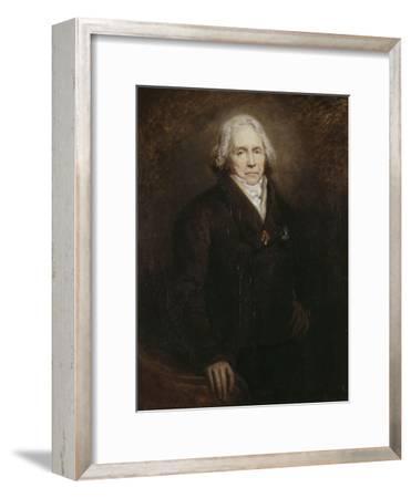 Portrait du prince de Talleyrand