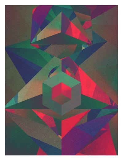 aryx-Spires-Art Print