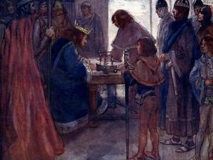 The Great Charter Was Sealed with the King's Seal, 1215 by AS Forrest