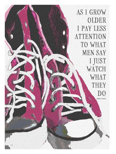 As I Grow Older-Lisa Weedn-Giclee Print