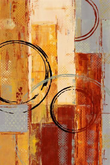 As it Goes II-Maria Donovan-Art Print
