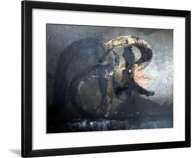 As Well as a Prolific Writer Victor Hugo Was a Prolific Painter, with the Majority of His…--Framed Giclee Print